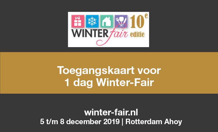 Toegangskaart Winter-Fair